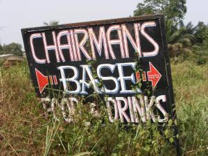 Chairman's Base