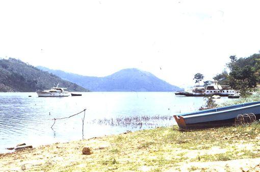 Akosombo Dam 1971