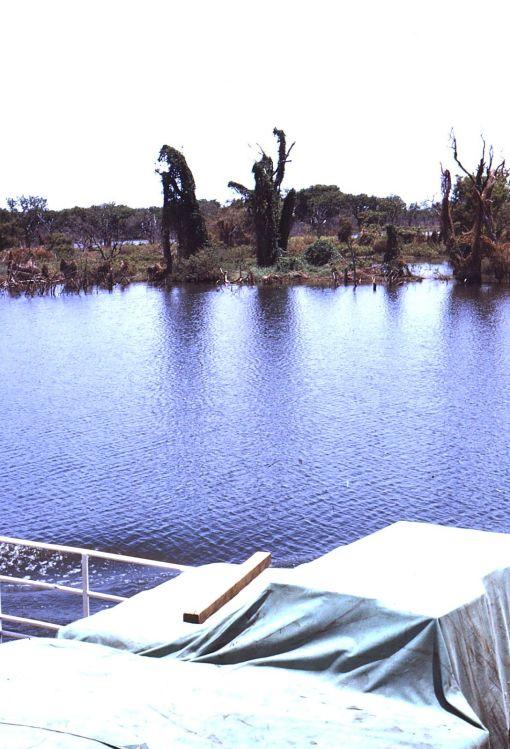 Volta Lake 1971