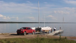 Boat launch 1